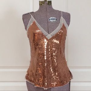 50%OFF Free People Sequin Camisole